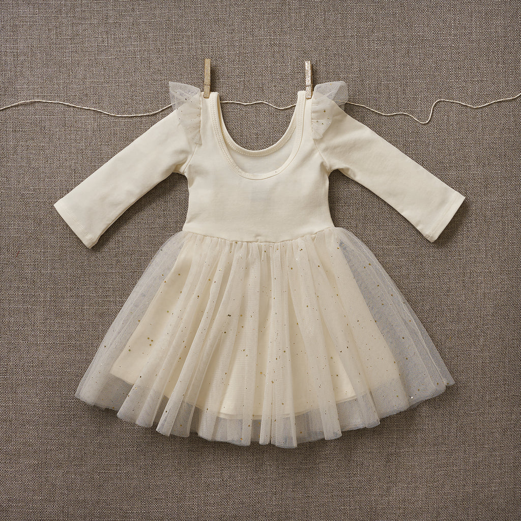 Ballerina Dress - Powder (FINAL SALE)