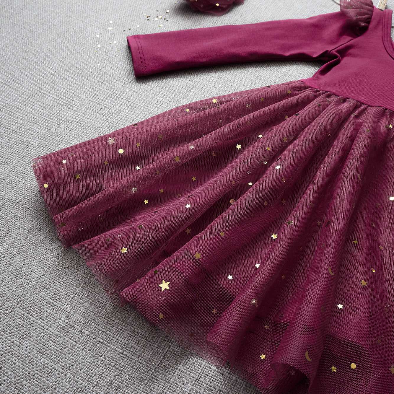 Ballerina Dress - Raspberry Jam (FINAL SALE - Size 6/9m & 18/24m Only)