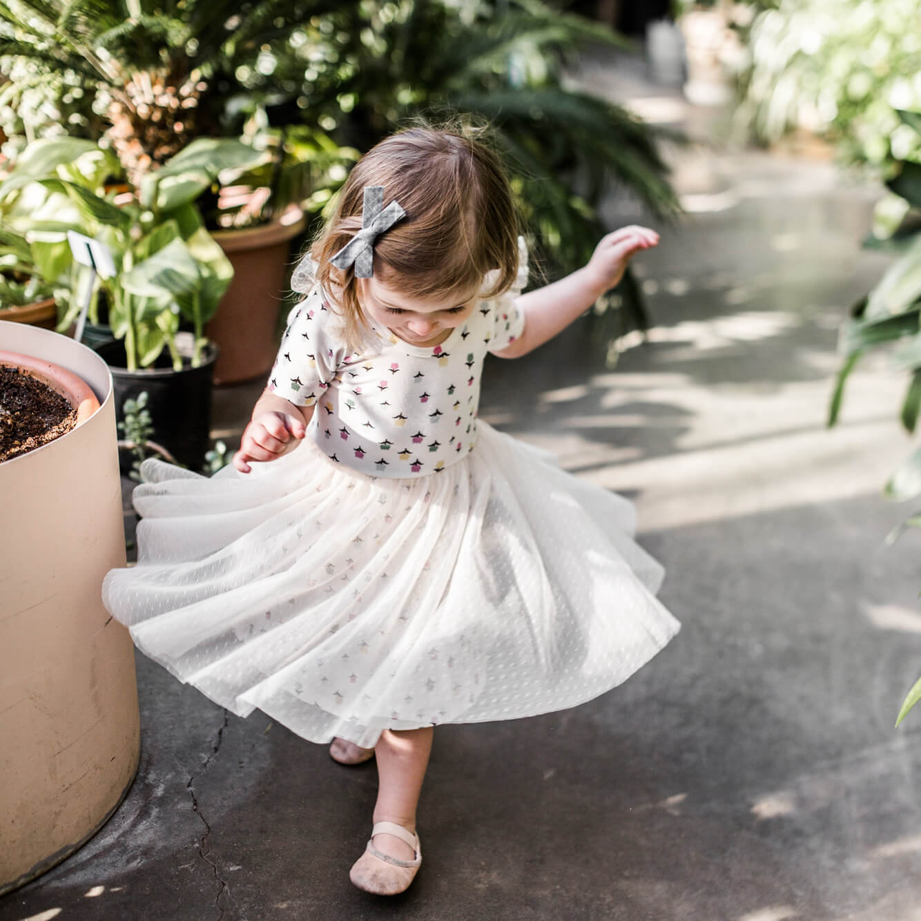 Ballerina Dress - Tutulip (Final Sale - Sizes 6/9m & 12/18m Only)
