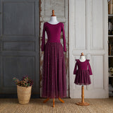 Ballerina Dress (Women) - Raspberry Jam (FINAL SALE - Size XS Only)