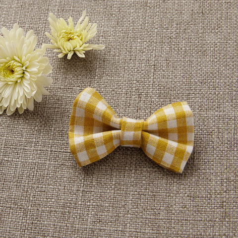 Bow Tie - Butterscotch (FINAL SALE)