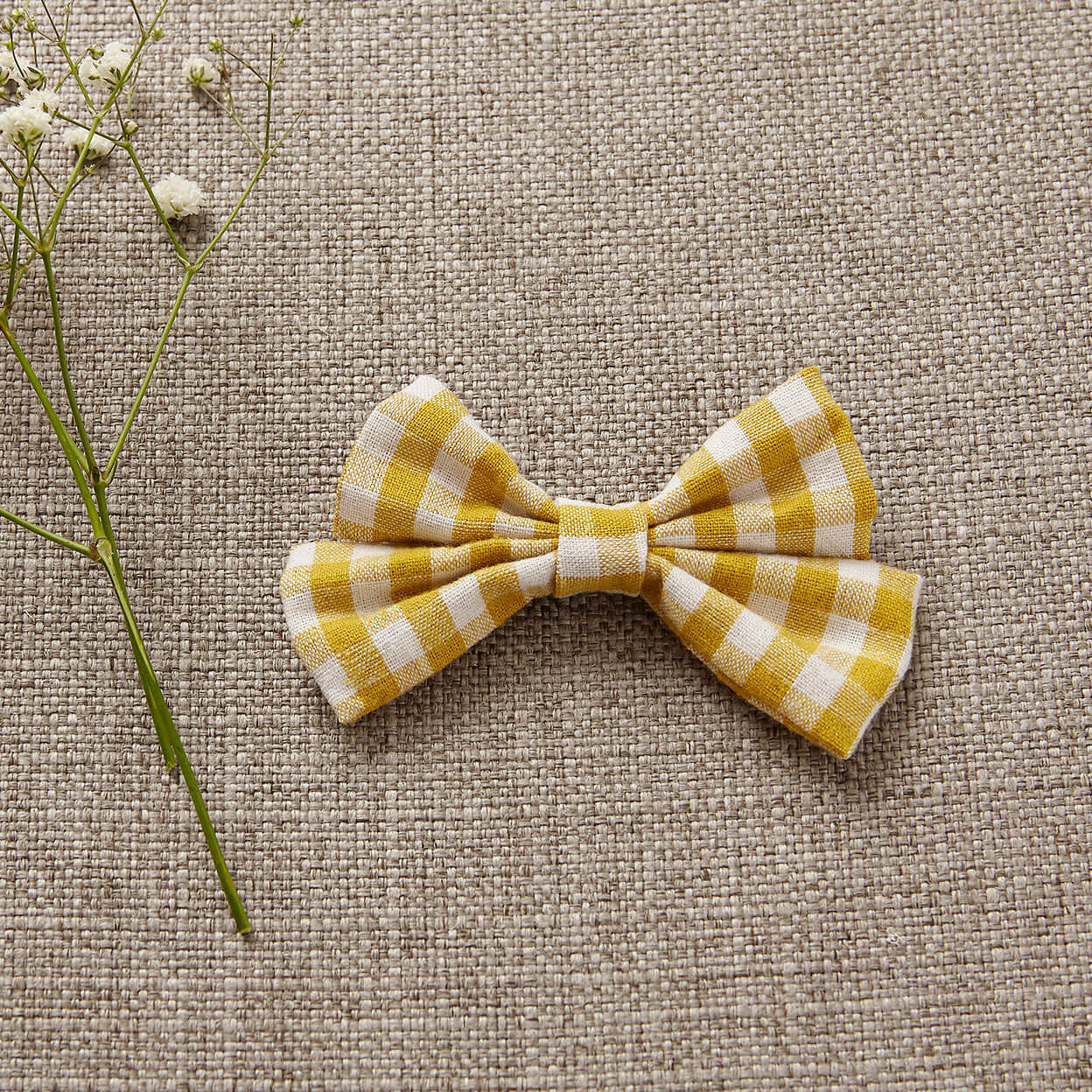 Criss-Cross Bow - Butterscotch (FINAL SALE)