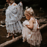 Little Princess Dress - Dove