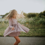 Ballerina Dress - Amethyst