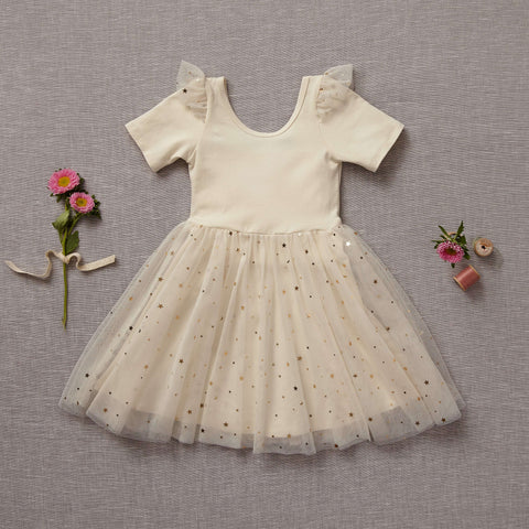 Ballerina Dress - Marshmallow (Final Sale)