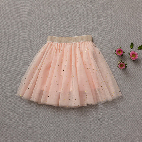 Twirly Tulle Skirt - Just Peachy