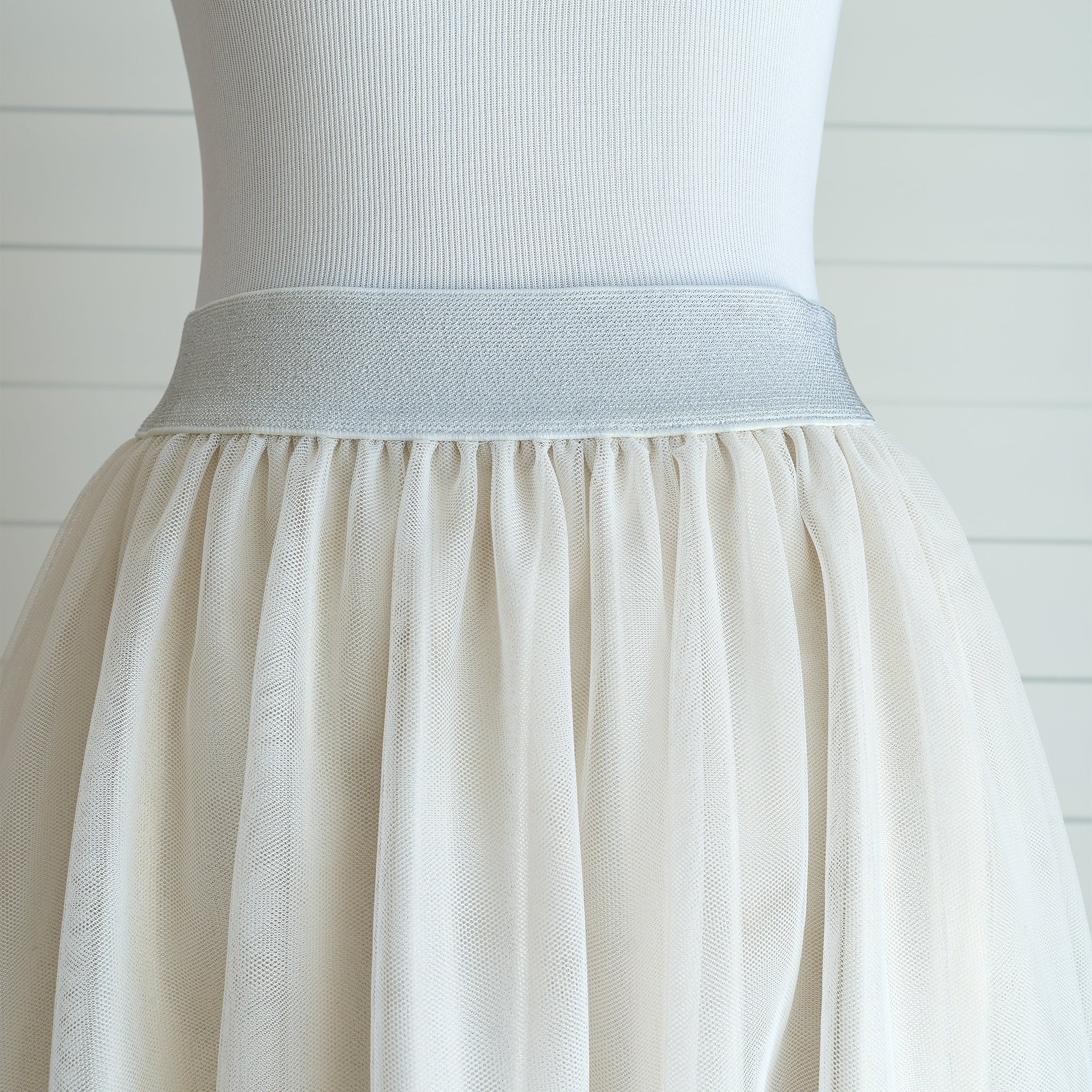 Midi Tulle Skirt (Women) - Angel