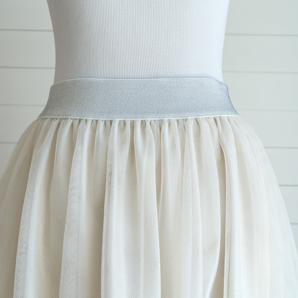 Midi Tulle Skirt (Women) - Angel (FINAL SALE)