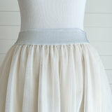 Midi Tulle Skirt (Women) - Angel (Limited Edition)