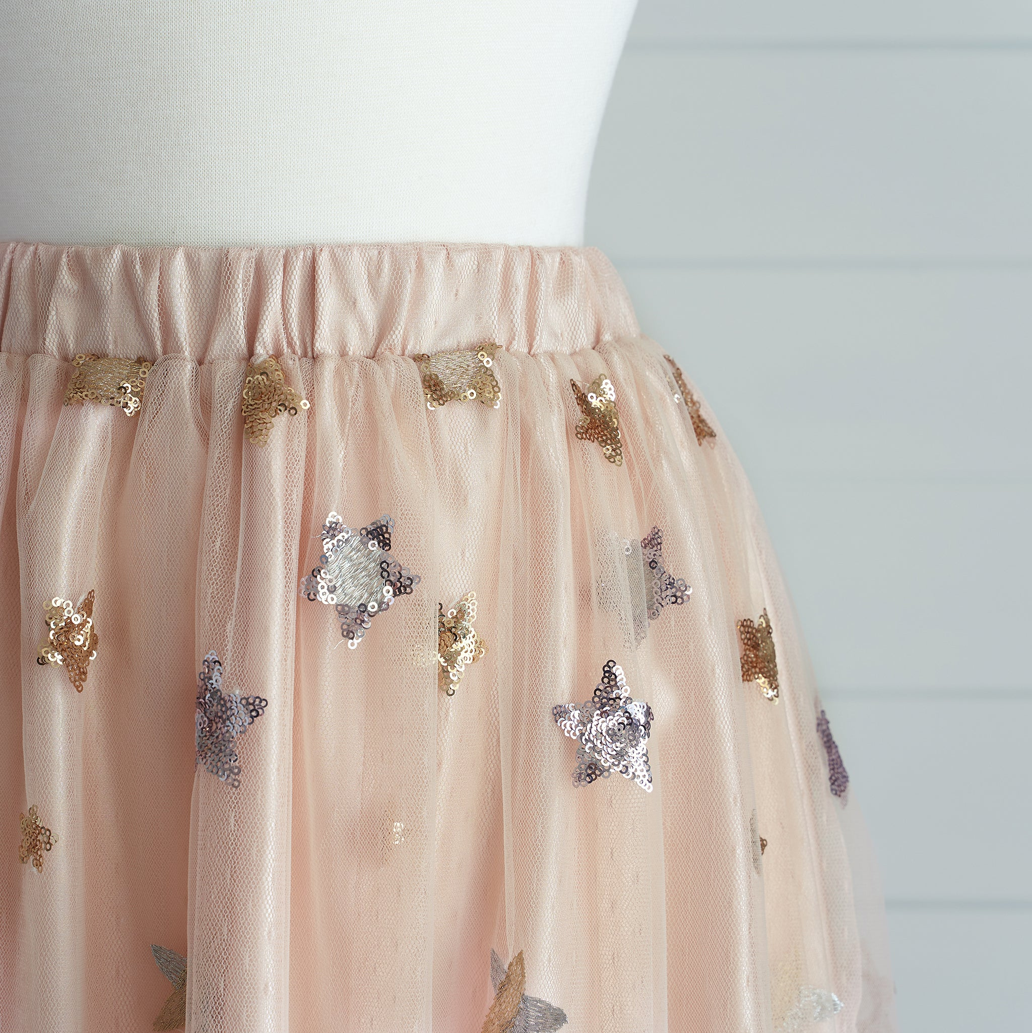 Princess Maxi Skirt (Women) - Blush (FINAL SALE - Size XS & M Only)