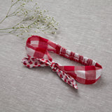 Headband - Cherry Red