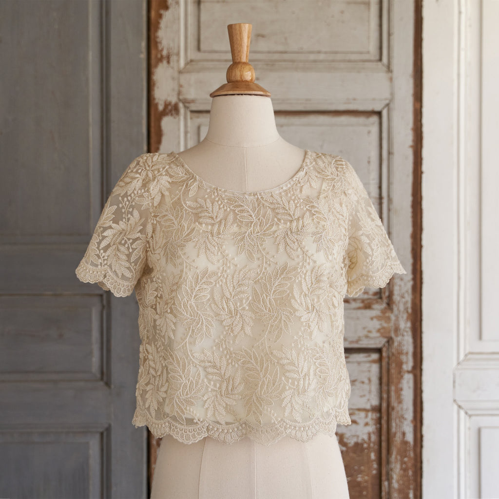 Holly Lace Top (Women)