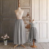First Dance Skirt (Women) - Silver Lining