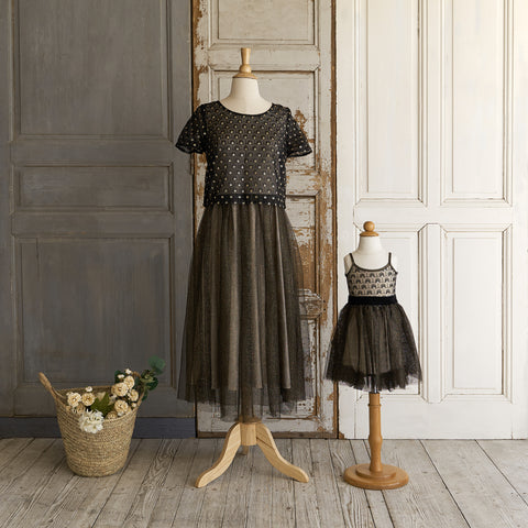 Tutu Cute Dress (Women) - Onyx