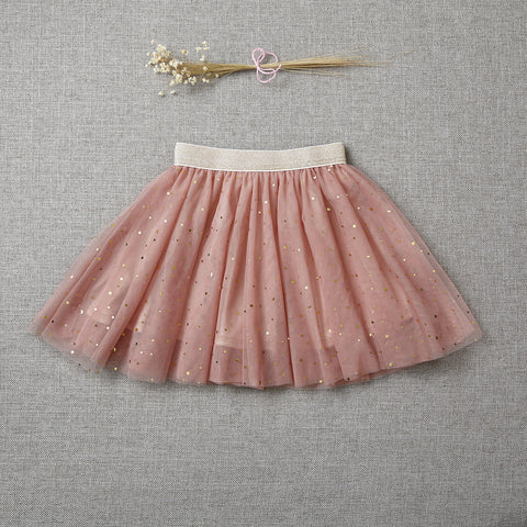 Twirly Tulle Skirt - Ballet Slipper Pink