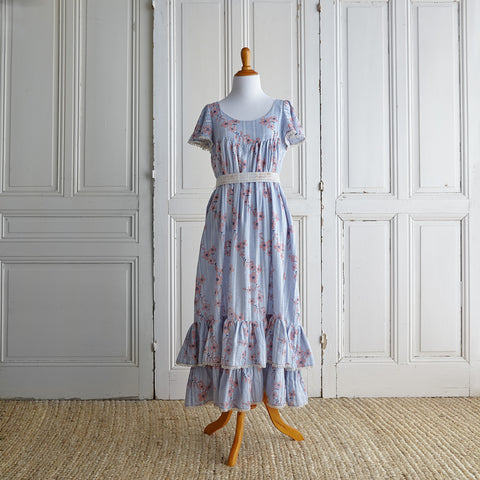 Prairie Dress - Blue Blossoms (Women)