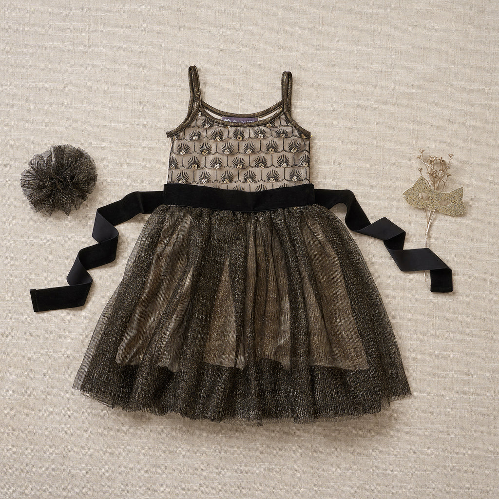 Tutu Cute Dress - Onyx (FINAL SALE)