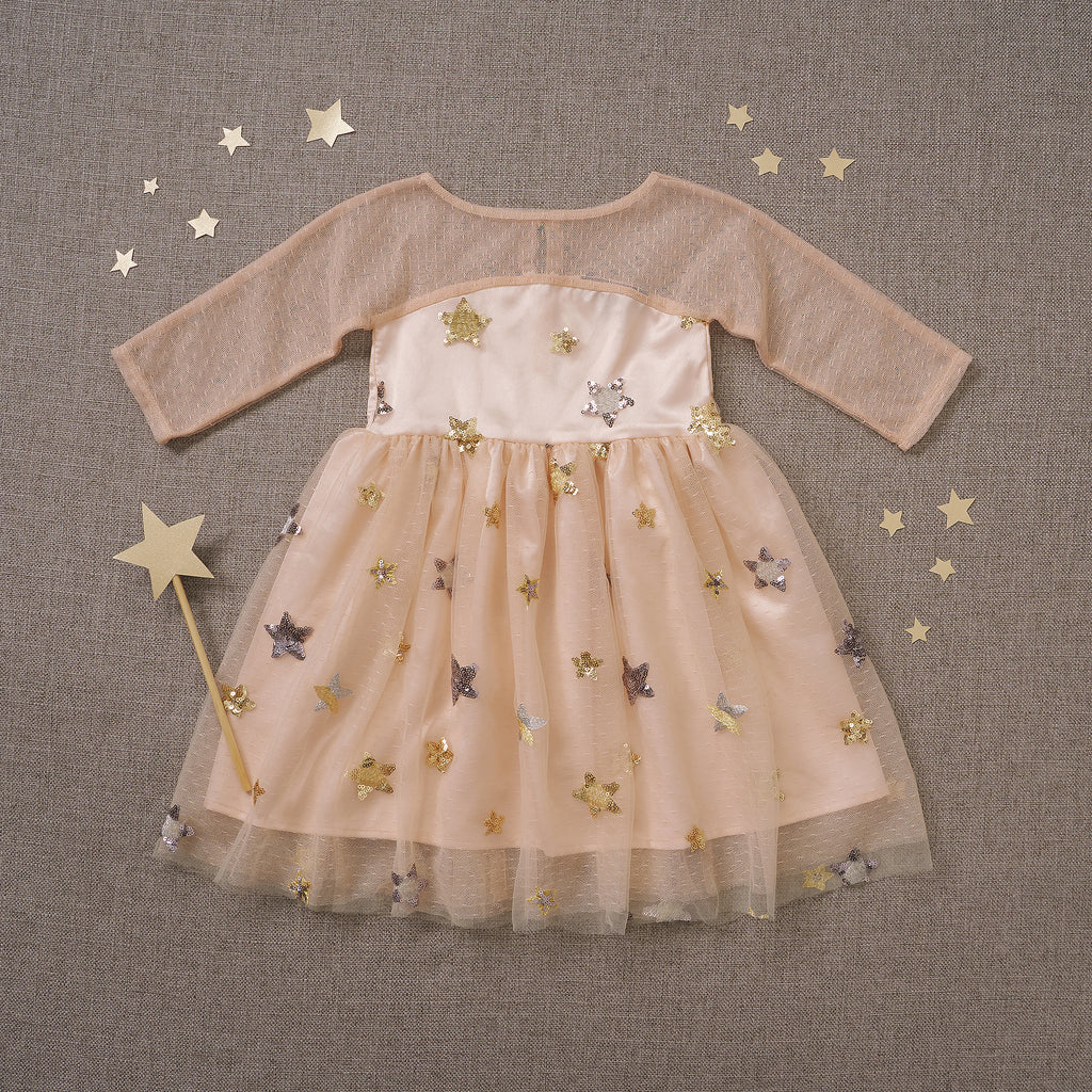 Starlet Dress - Stardust Pink (FINAL SALE)