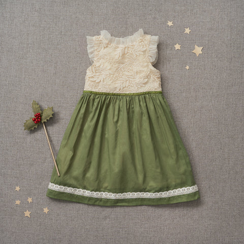 Holly Dress - Mistletoe (FINAL SALE)
