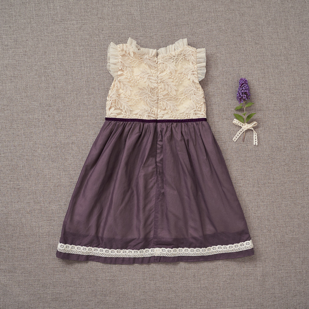 Holly Dress - Amethyst (FINAL SALE)