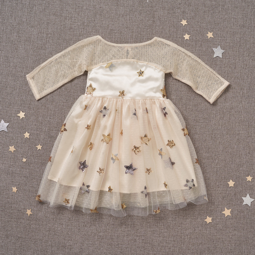Starlet Dress - Milky Way (FINAL SALE)