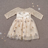 Starlet Dress - Milky Way