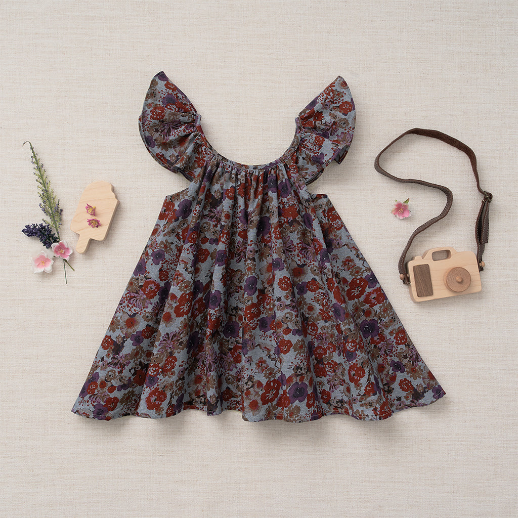 Pretty Please Dress - Vintage Floral