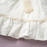 Flutter Dress - Cotton Lace