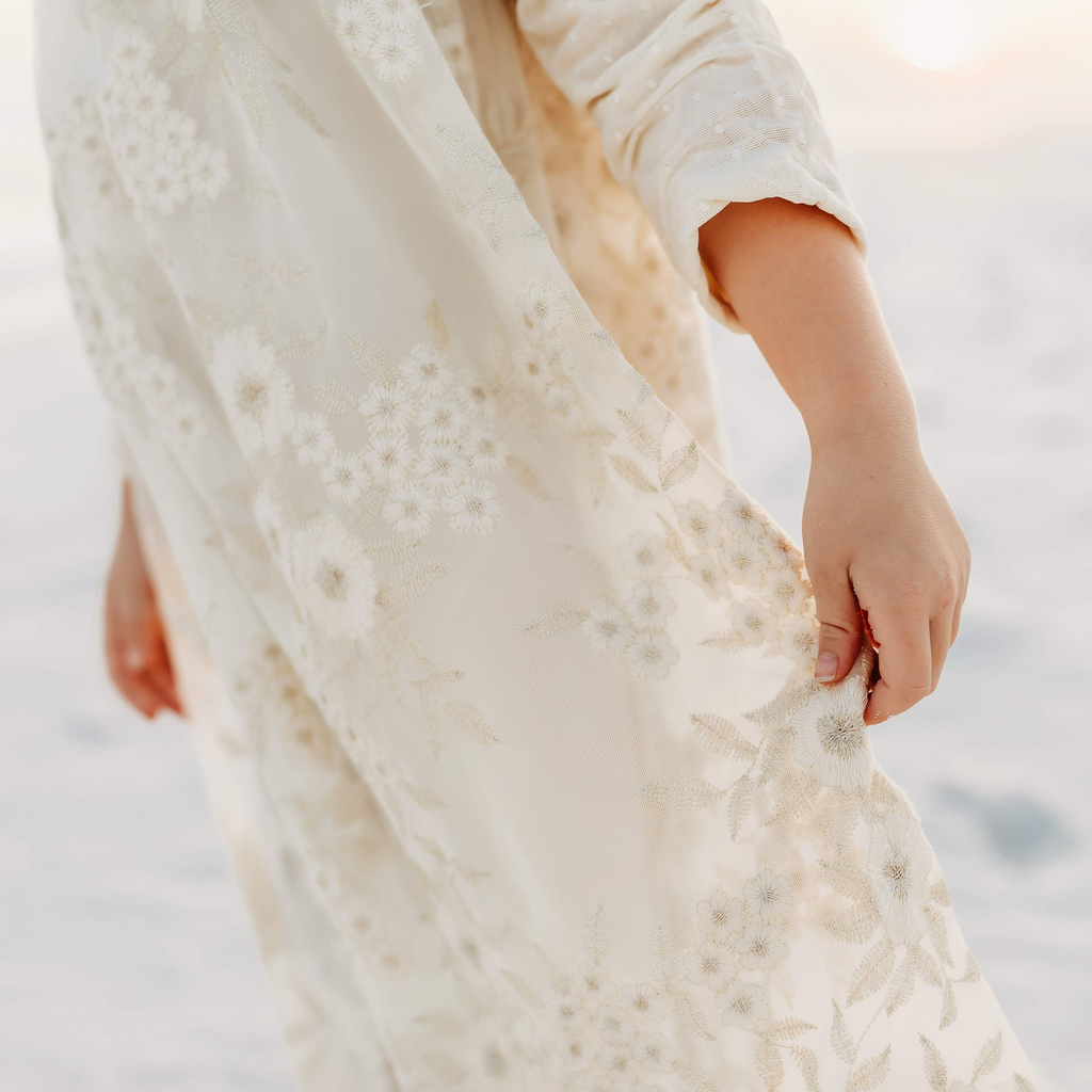 Heirloom Lace Dress (Girls)