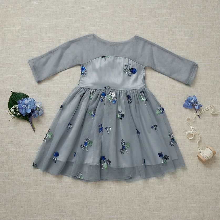 Holiday Cheer Dress - Frost (FINAL SALE - Size 10/12 Only)