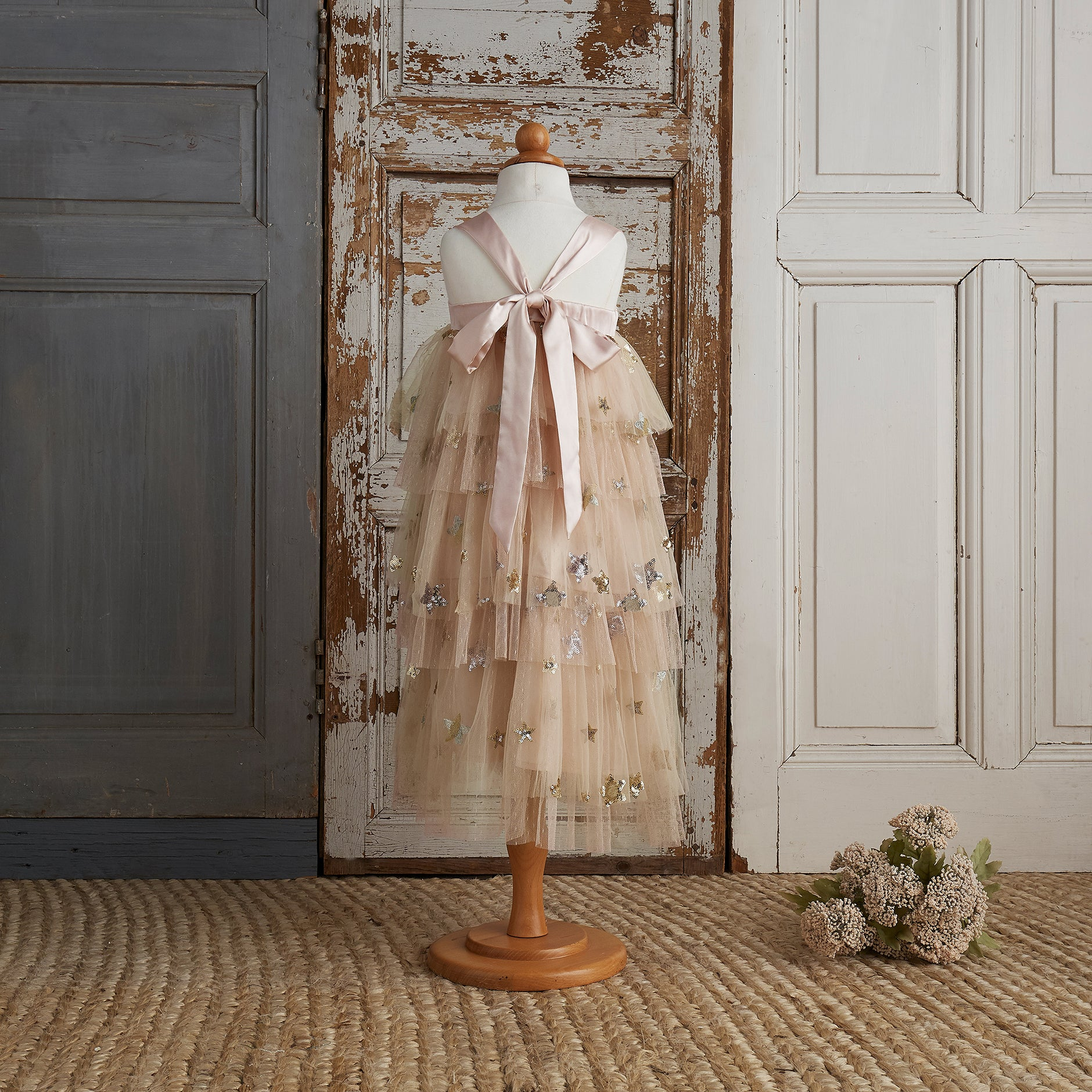 Little Princess Dress - Blush