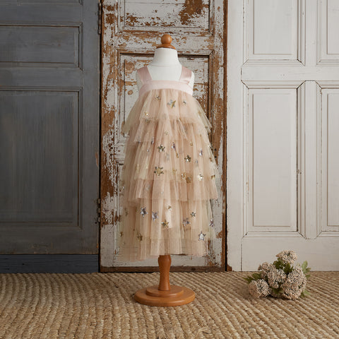 Little Princess Dress - Blush (Limited Edition)