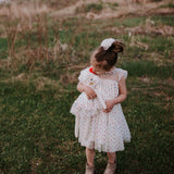 Confetti Dress (Girls) - Ivory (Size 12m Only)