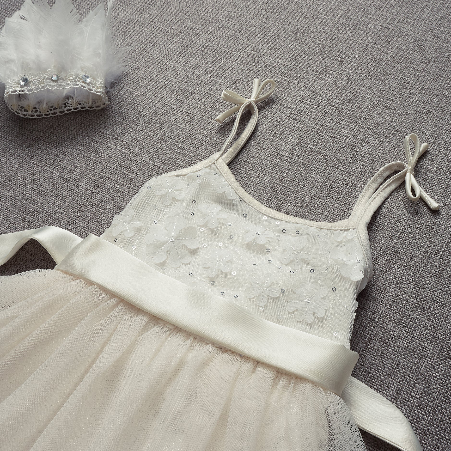 Tutu Cute Dress - Angel