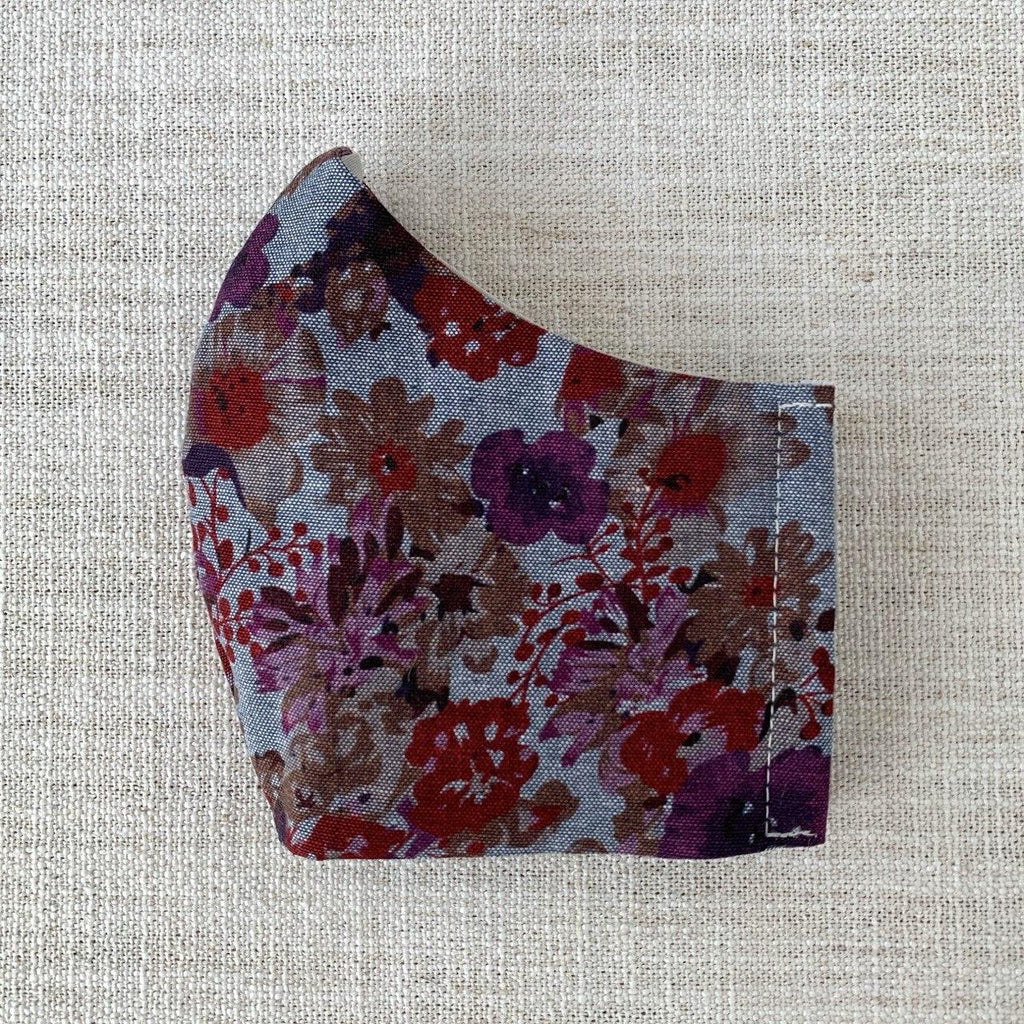 Cloth Mask - Vintage Floral