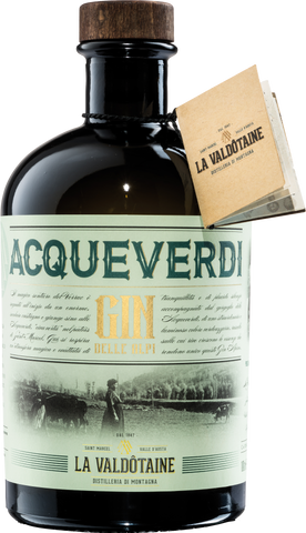 Gin Acqueverdi GR.43 - 1000 ML