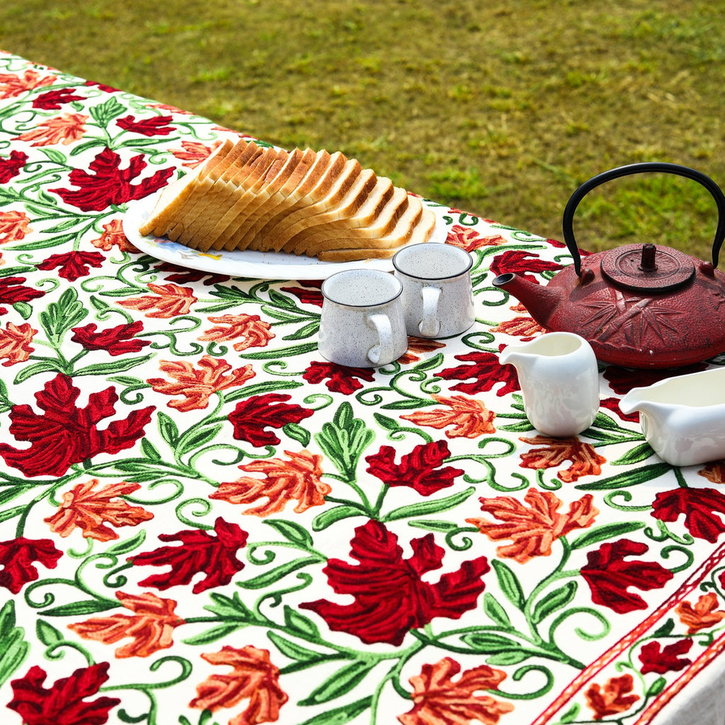 Square – Shrimp Sherbet Tablecloth