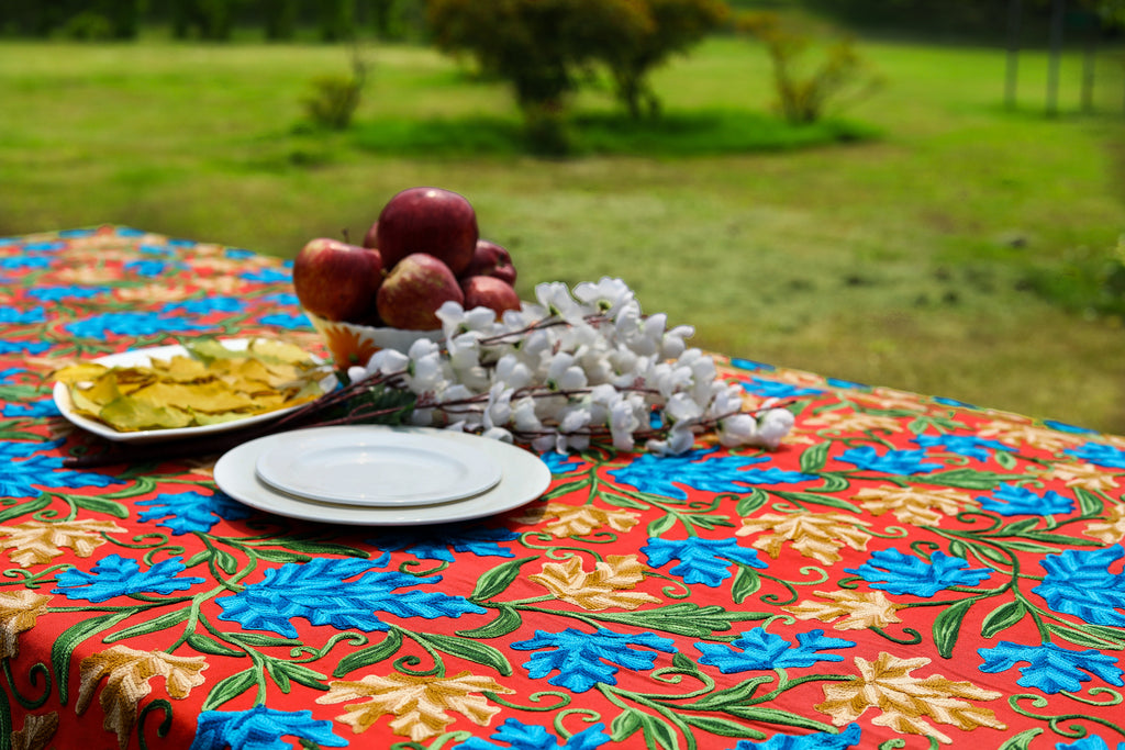 Rectangle Tablecloth – Strawberry Sundae