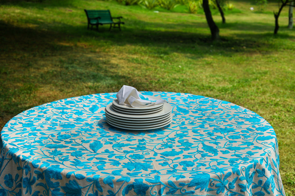 Rectangle Tablecloth – Berry Biscotti