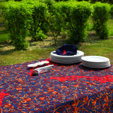 Square – Jelly Swirl Tablecloth