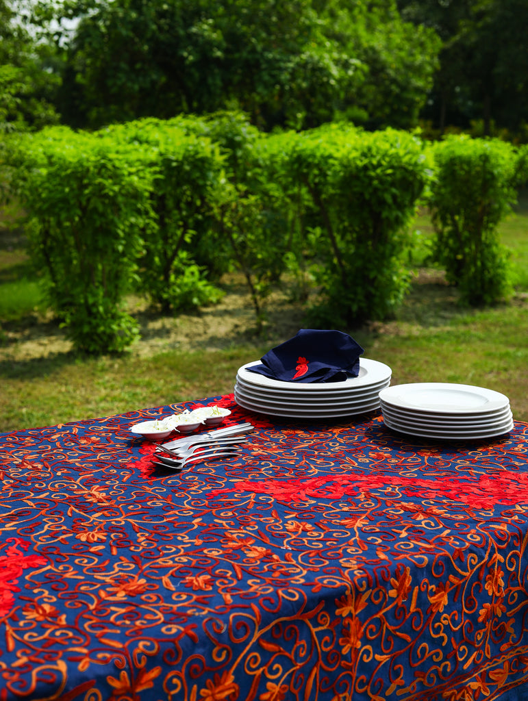 Round – Jelly Swirl Tablecloth