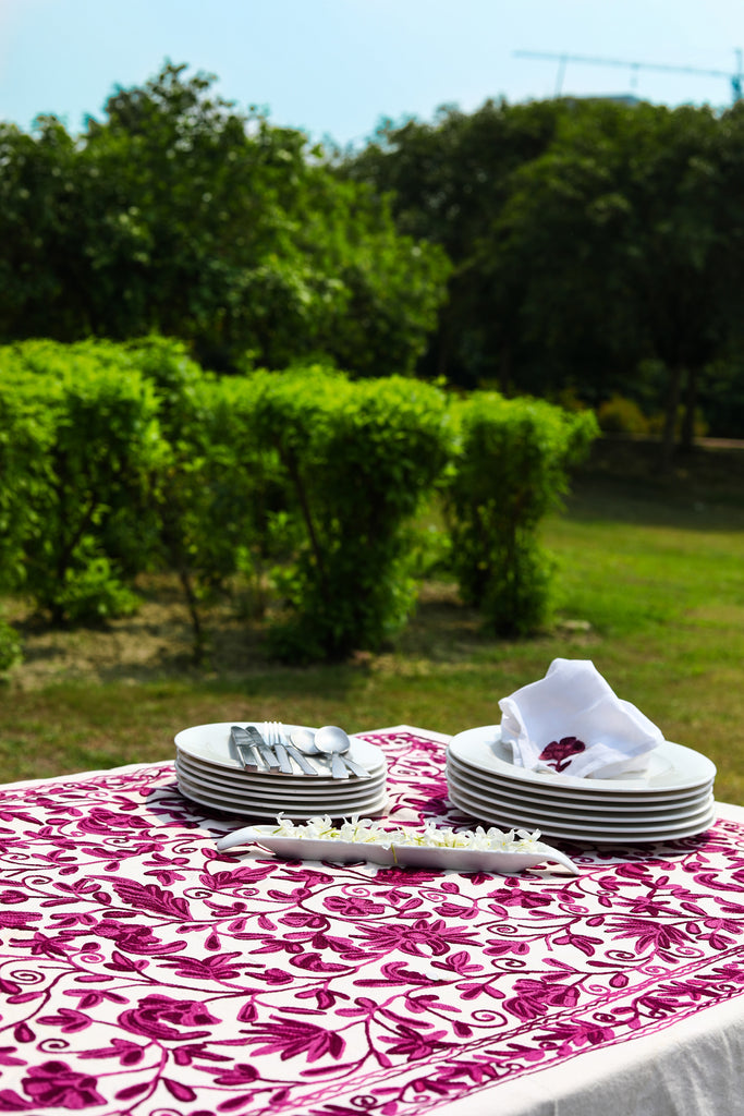 Round – Figs Fondue Tablecloth
