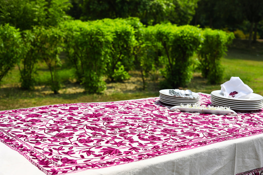 Rectangle Tablecloth – Figs Fondue