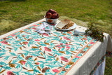 Rectangle Tablecloth – Bubblegum Bun