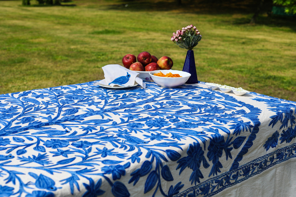 Round – Coconut Cake Tablecloth