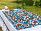 Rectangle Tablecloth – Tangerine Tart