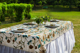 Round - Crinkle Cut Fries Tablecloth
