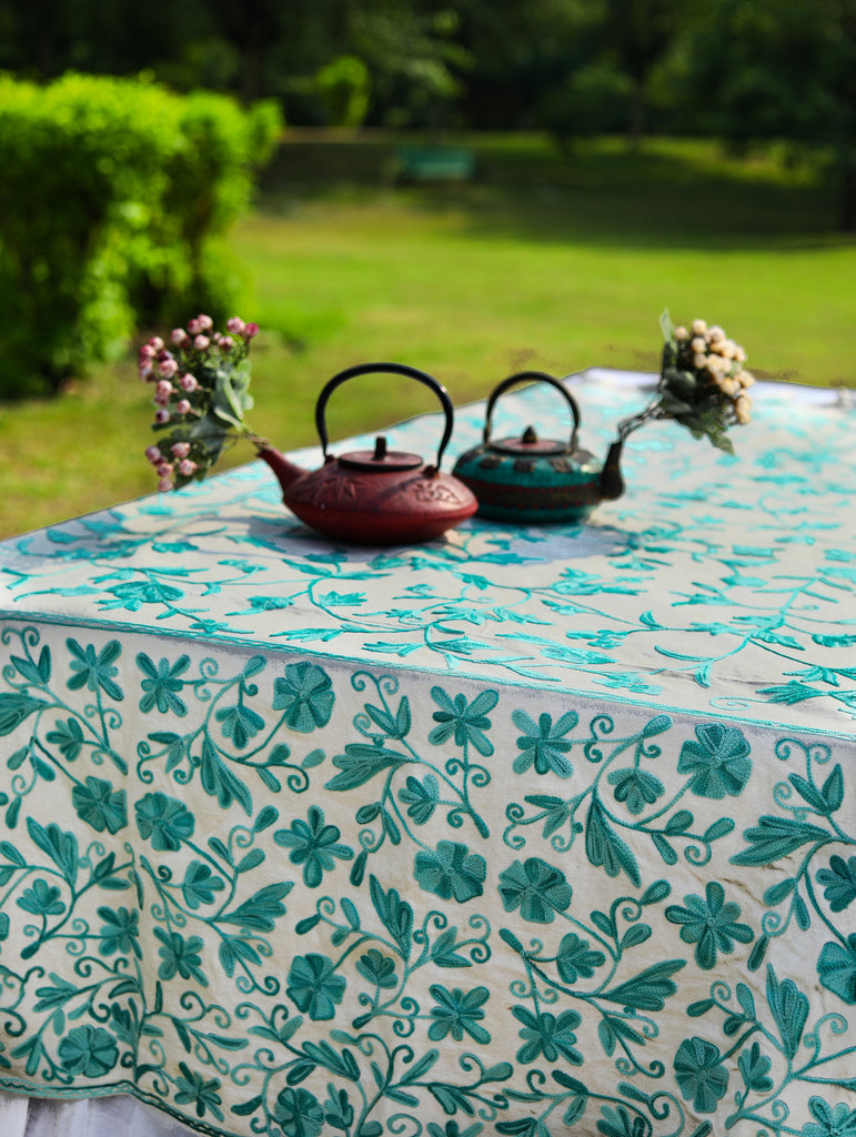 Square - Crinkle Cut Fries Tablecloth