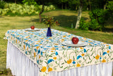 Round - Limerick Lobster Tablecloth
