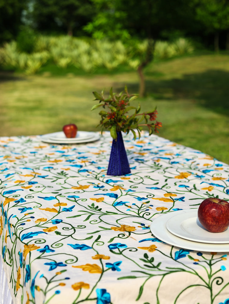 Square - Limerick Lobster Tablecloth